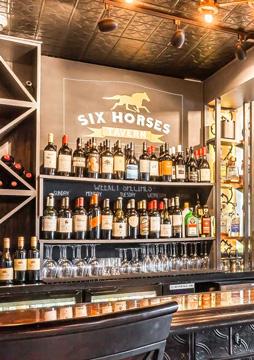 Six Horses Bar